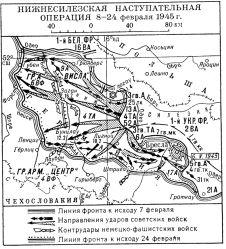 Нижнесилезская операция 1945 года