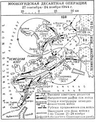 Моонзундская десантная операция 1944 года
