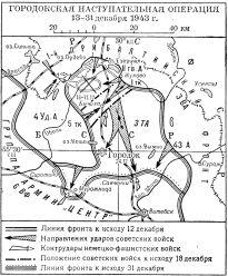 Городокская операция 1943 года