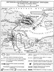 Керченско-Эльтигенская десантная операция 1943 года