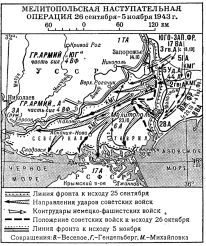 Мелитопольская операция 1943 года