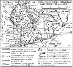 Донбасская операция 1942 года