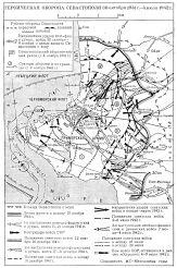 Севастопольская оборона 1941–42 годов