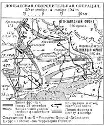 Донбасская операция 1941 года