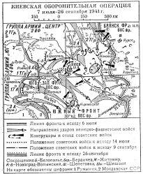 Киевская оборонительная операция 1941 года
