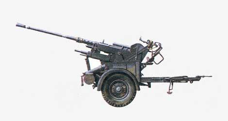 37-мм зенитная пушка Flаk.18 1938