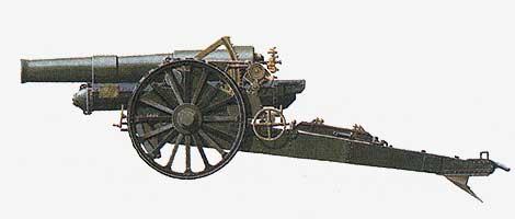 305-мм железнодорожная гаубица B.L. 12-in