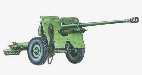 87,6-мм полевая пушка-гаубица Q.F. 25-pr 1940