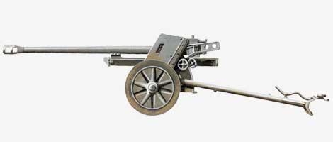 50-мм противотанковая пушка Раk.38 1938