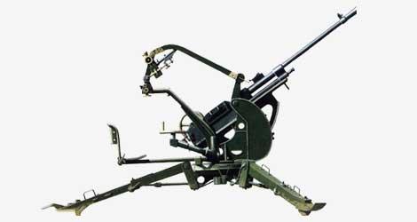 20-мм зенитная пушка 20/60 Breda mod.35 (20/60 Бреда мод.35) 1935