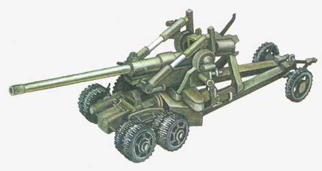 155-мм пушка М1 (М1А1, М2, М59) 1938