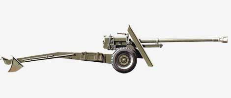 76,2-мм противотанковая пушка Q.F. 17-pdr 1942