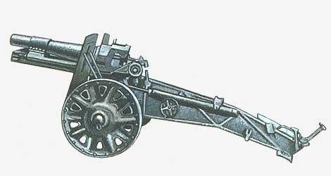 150-мм пехотная пушка sIG.33 1933