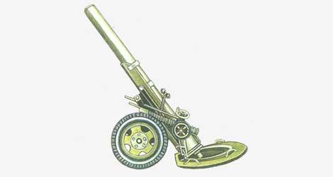160-мм миномет МТ-13 1943