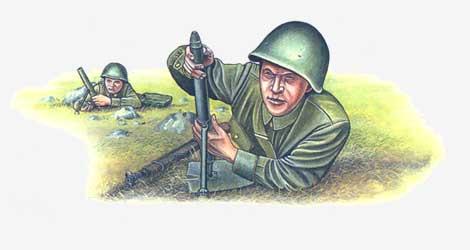 37-мм миномет-лопата обр.1938 г. Дьяконов 1938