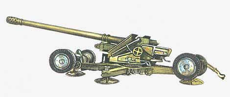 128-мм противотанковая пушка Раk.44 1944