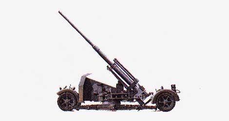 88-мм зенитная пушка Flаk.41 1941