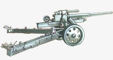 150-мм полевая гаубица sFH.18 1918