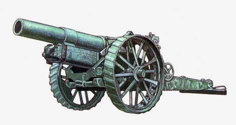 203-мм гаубица B.L. 8-in Mk.VII 1916