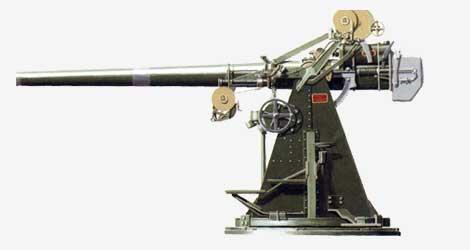 76,2-мм зенитная пушка Q.F. 3-in 20cwt 1914