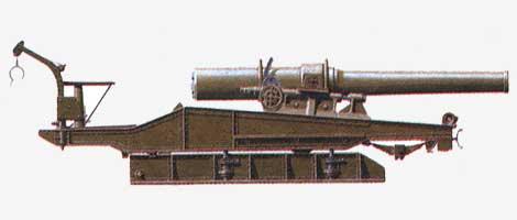 240-мм пушка St.Chamond 1884