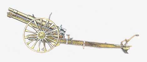 75-мм полевая пушка тип 38 1905